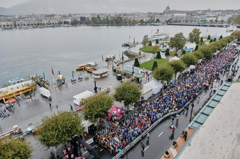 Avec 3681 participants, et la victoire de Tadesse Abraham en 59'55 la 3ème édition du 20km de Genève by Genève Aéroport franchit un cap !