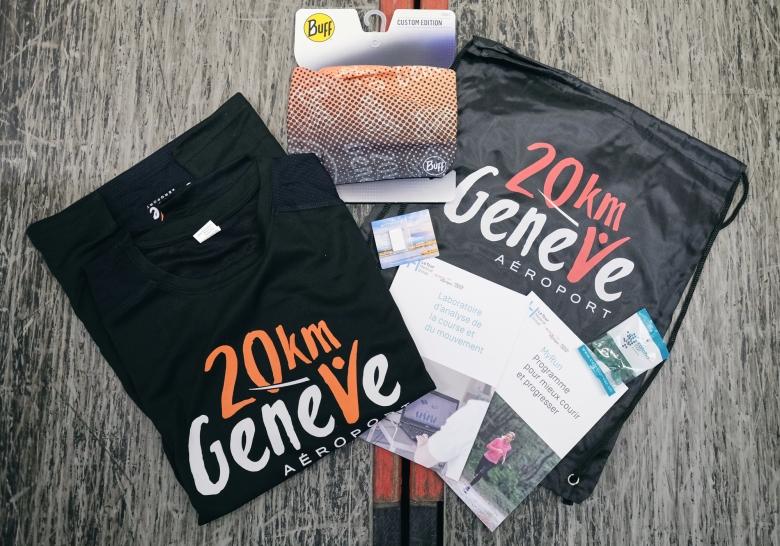 Embarquement immédiat pour les 20km de Genève by Genève Aéroport