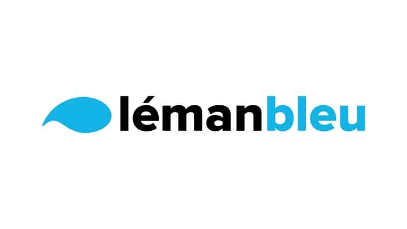Leman Bleu logo
