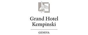Grand Hotel Kempinski Geneva logo